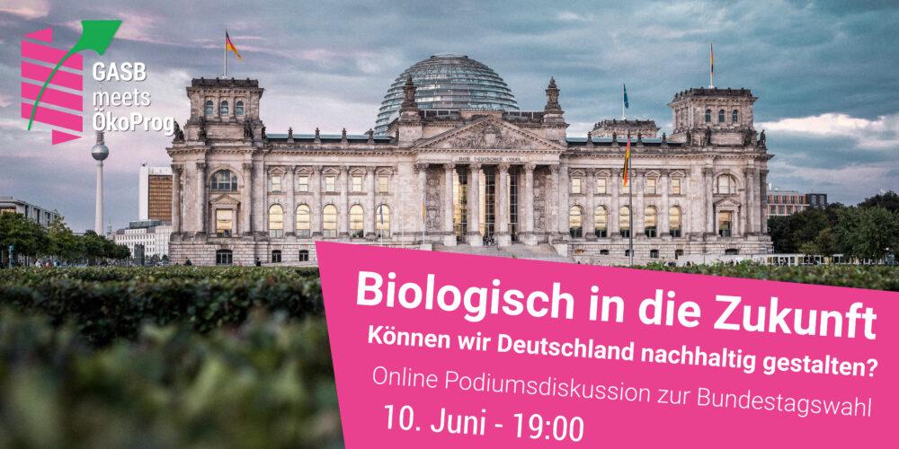 Header - Veranstaltung Biologisch in die Zukunft